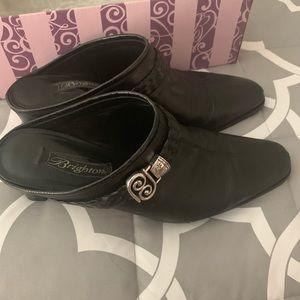 Brighton shoes Tapa black leather